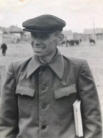 Учитель военного дела и физической культуры. Начало 60-х годов