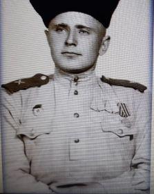 Фото сделано в 1945г в Венгрии