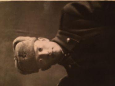 1947 год, в г. Фрунзе