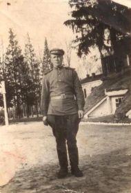 г.Каунас, после госпиталя