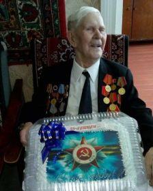 Празднование 98-летия, 9 мая 2018 года