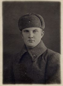 Харалдин Виктор Петрович. Ноябрь 1941. Можайское направление
