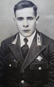 Владимир Матвеевич Кордик в парадной форме