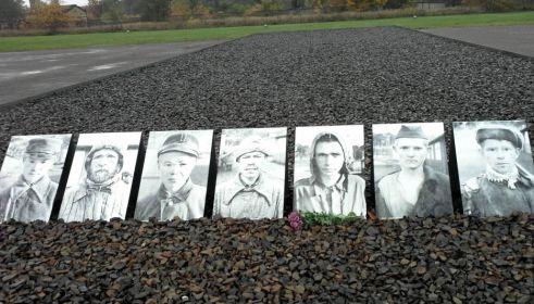"""Мемориал советским военнопленным в концлагере """"Заксенхаузен"""""""