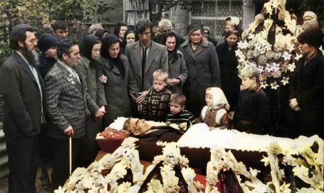 Похороны 10.10.1981 Республика Кабардино-Балкария г. Майский
