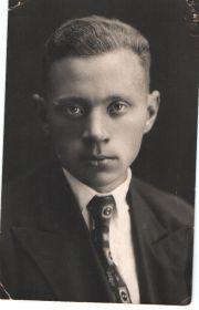 Портрет Уткина В. Г.