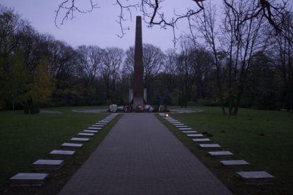 Мемориальный памятник в Будапеште