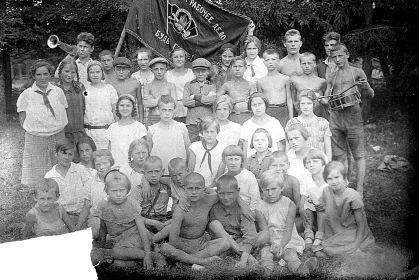 Перхушково, 23отр.ю.п. 21.07.1929г.