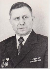 Макеев Виталий Фёдорович фото 1975 г.
