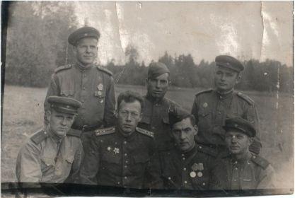 под Ригой, 1944 г.