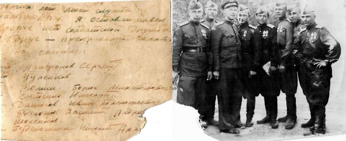 Рюмин Борис Михайлович Семейный архив Даниловых