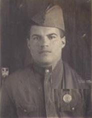Филимонов  Алексей  Никитович  на  фронте