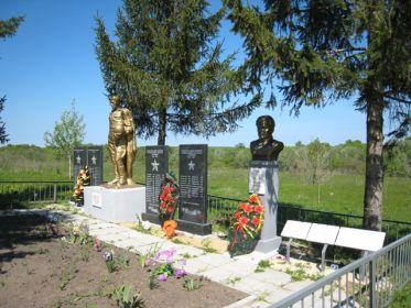 Братская могила д.Чернь