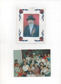 9 май семейный фото