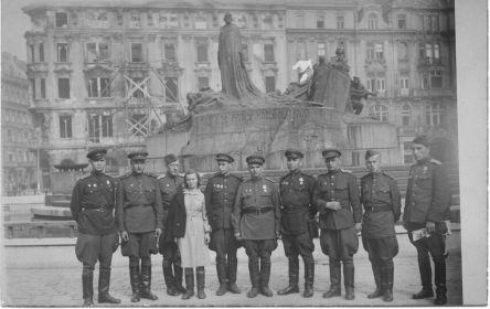 Прага, май 1945