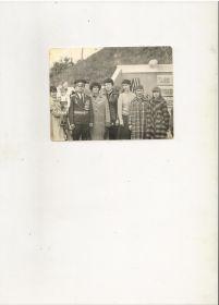 В.А. Ишутин  с  родными  на  Кургане  Славы  в  Алексине  Тульской  области