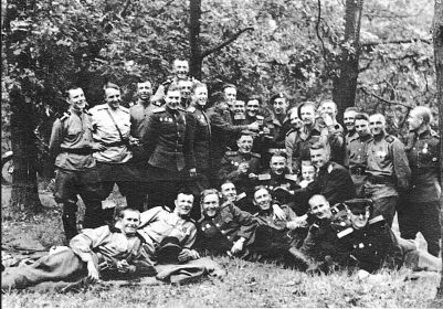 фото с союзниками