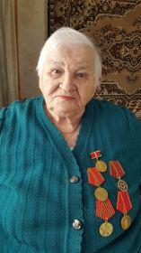 Мария  Ефимовна  в  наше  время