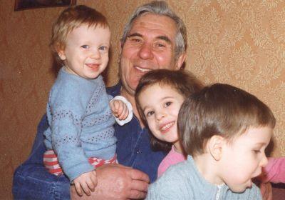 Любимый дедушка, 1996