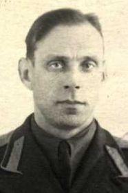 Лейтенант Брыков Анатолий Петрович
