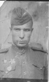 Бадулин Иван Гаврилович (Карельский фронт)