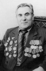Ветеран, отец и дедушка Федор Бецис