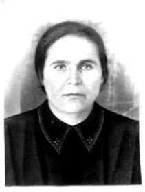 мама Шерстюк Наталья Силовна (Задорожняя)