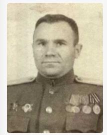 Романов К.Ф. фото с сайта  Память народа