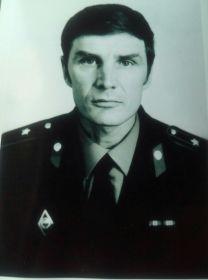 Внук - Вепрев Константин Александрович