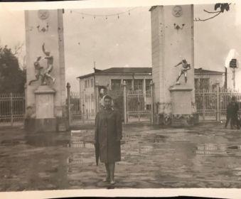 Стадион «Старт», г. Ташкент