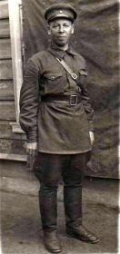 01.08.1942г.  нач.штаба первого батальона.