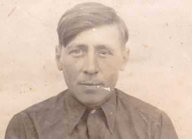 Чистяков ЛА после войны