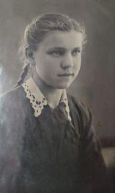 Дочь Кусина Марина
