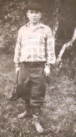 Февралитин А.И. 1960-е годы