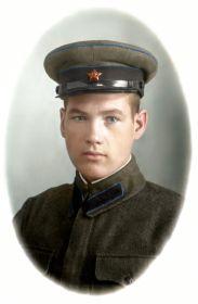 25 ноября 1940 года. Томск.
