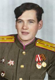 1945 год. Во время оккупации Германии.