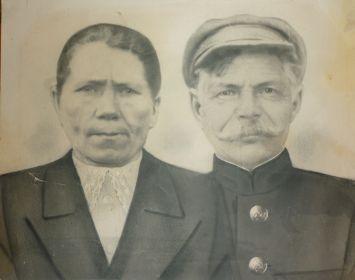 Сомкины Лев Филлипович и Дарья Ильинична