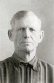 Иосиф Григорьевич. Фото 1960 года.
