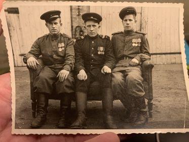 Германия, г. Бабесберг 14.11.1945