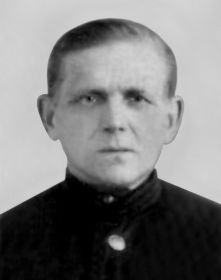 Вологжанин Иосиф Григорьевич. Фото 1955 года.