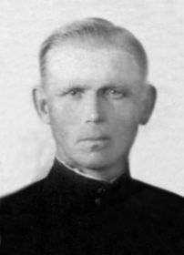 Вологжанин И.Г. Фото 1947 года.