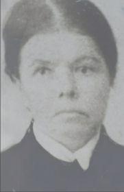 Безденежных Александра Михайловна (10.10.1900 – 11.09.1973)