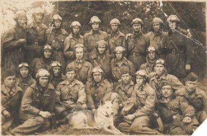 694-й ШАП. Конец августа 1942 года. под Сталинградом.