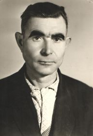Николай Артемьевич Безденежных, 1968 год