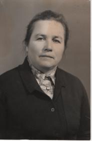 сестра Лидия Ивановна Воложаева(Демидова)
