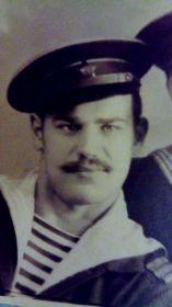 на службе 1949 г