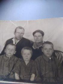 Семейное фото с Григорием Иосифовичем