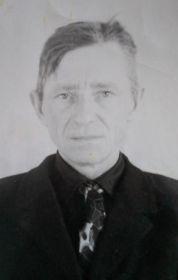Дедушка на пенсии.