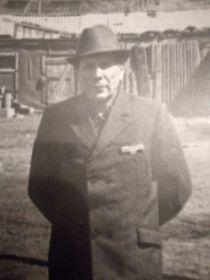 Мой дедушка Ветеран!