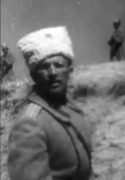 """Эпизодическая роль в фильме """"Мы из Кронштадта"""" 1936 г."""